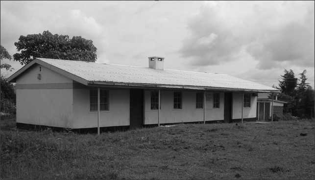 Kapsimotwa Secondary School Teachers House